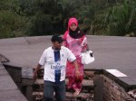 With my fiancee