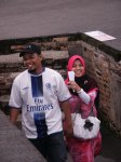 With my fiancee 2