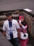 With my fiancee 2