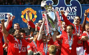 Manchester United won the 2008/ 2009 Premier League